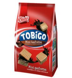 Biscuit Tobigo mini gaufrettes chocolat